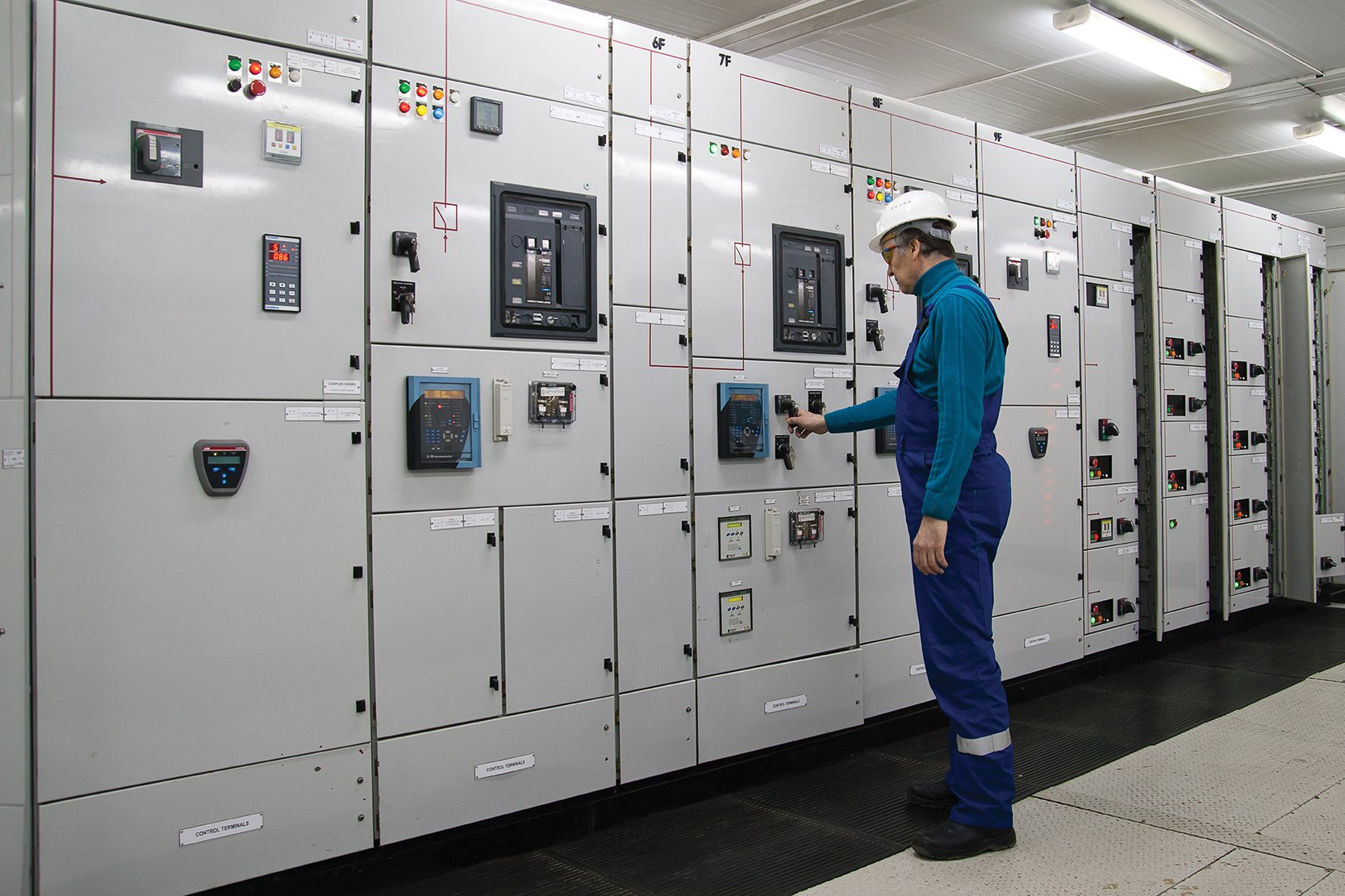 Package Substations - BMC Manufacturing - BMC Manufacturing